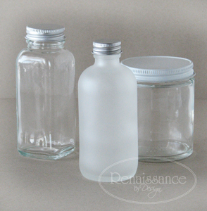 Constant contact bottles