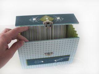 File box open