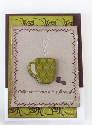 Coffe card